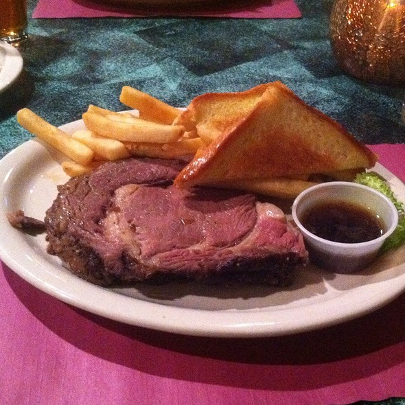 Prime Rib @ The Open Flame