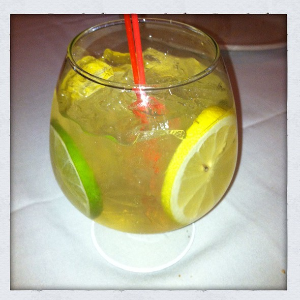 White Sangria - Carmine's - Washington DC, Washington, DC