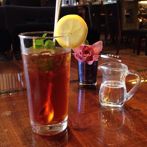 Iced tea @ Sheraton Taipei Hotel