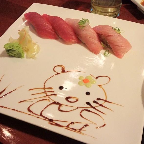 Spicy Tuna And Yellowtail Sushi @ Tokyo II