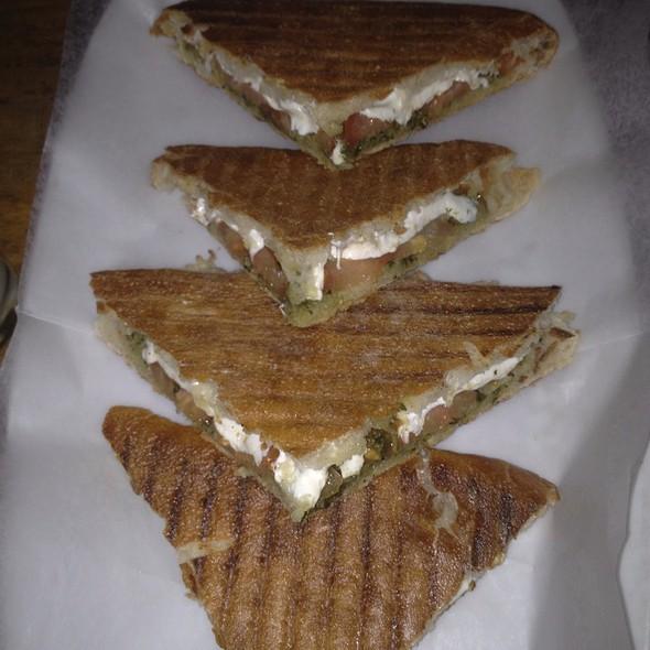 Mozzarella Panino @ Bar Veloce