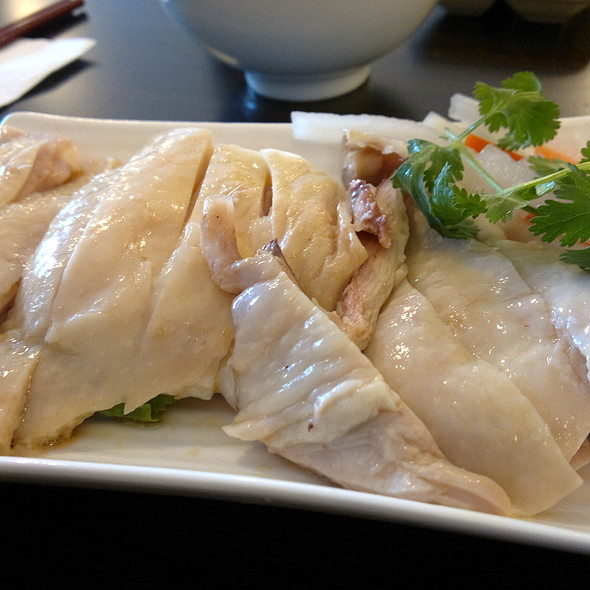 Hainan Chicken @ City 1 Cafe