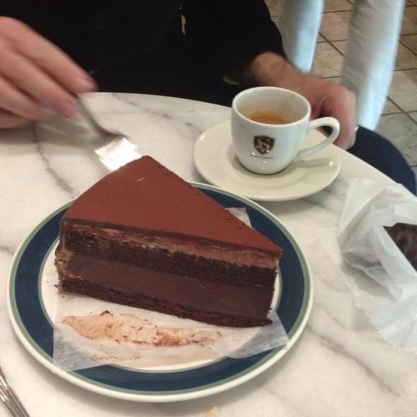 Chocolatee Mousse @ Stella Pastries