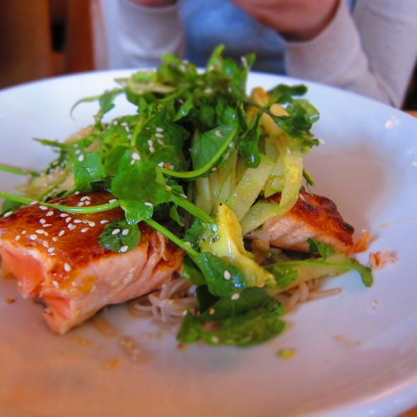 Miso Glazed Salmon @ Bills Surry Hills