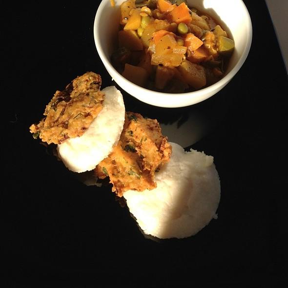 Curry Di Verdure Con Sformatino Di Riso @ Tiger Tandoori