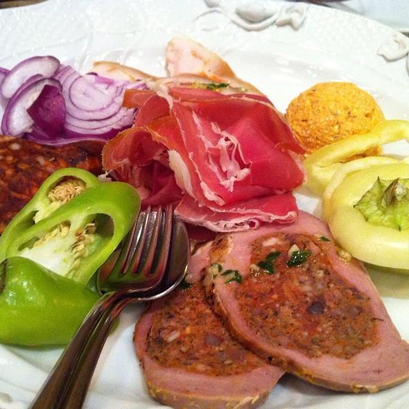 Mixed Appetizer Platter @ Bock Bistro