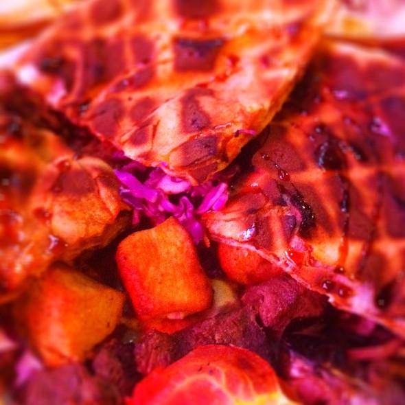 Zain Al-Sham Mixed Grill @ Zain Al-Sham Restaurant