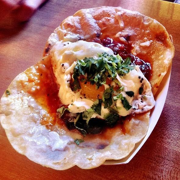 Breakfast Tacos @ Whirlybird