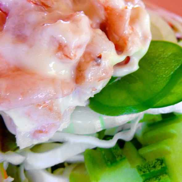 Fresh Crab Salad