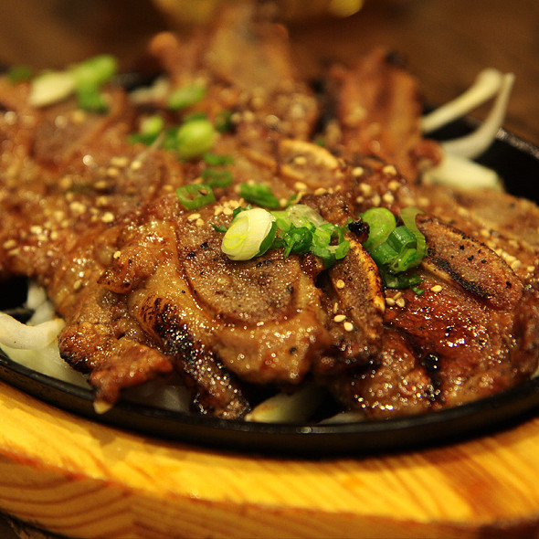 Kalbi @ Song Cook's Authentic Korean