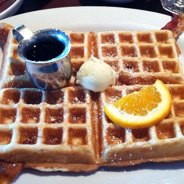 Bacon Waffles @ Hash House A Go Go