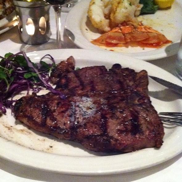 porterhouse steak @ Charley's Steak House
