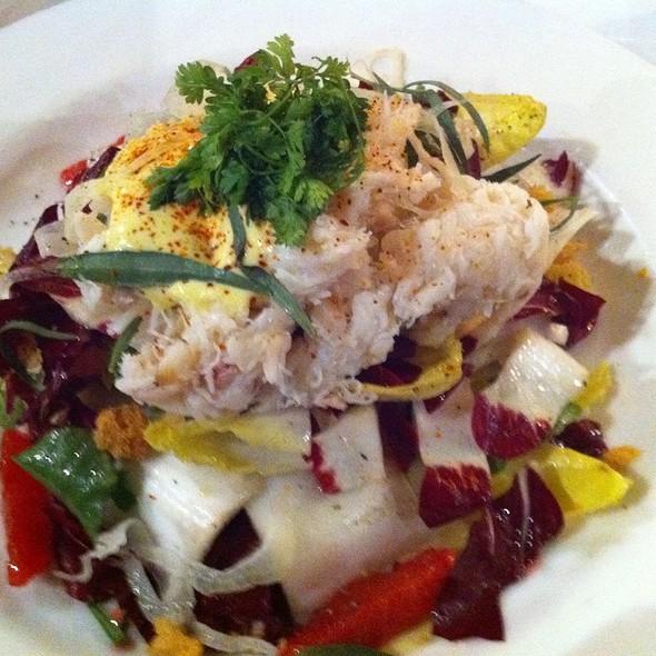 Dungeness Crab Salad @ Scala's Bistro