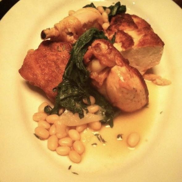 Roasted Chicken @ Heavy Seas AleHouse