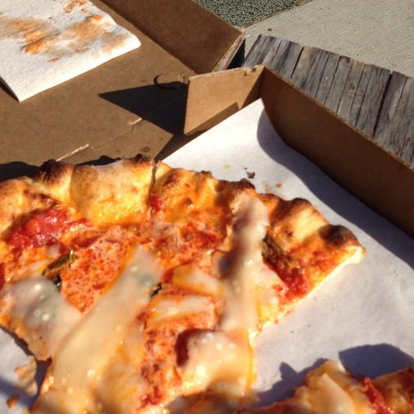 Panna Pizza @ Pizzeria Delfina