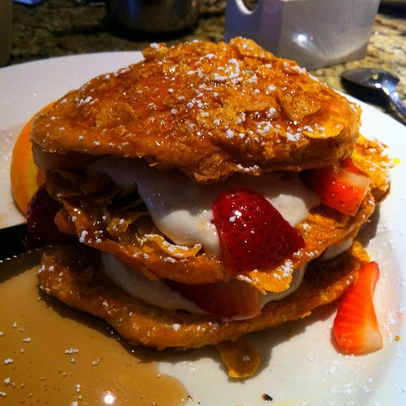 French Toast @ Nookies