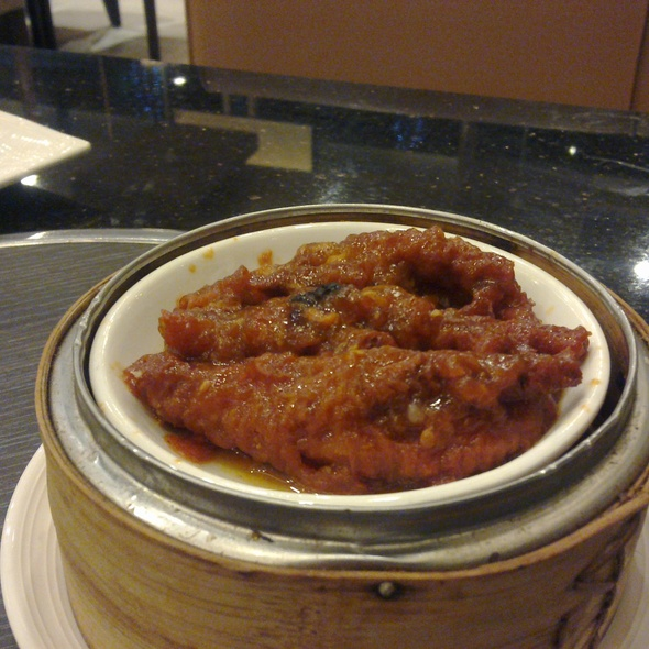 Steamed Chicken Feet @ David's Tea House, A. Venue Mall