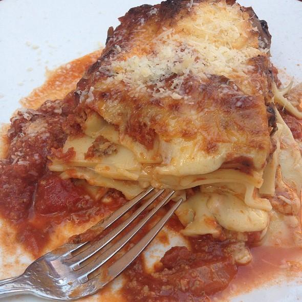 Lasagne @ It's Italia Restaurant and Bar