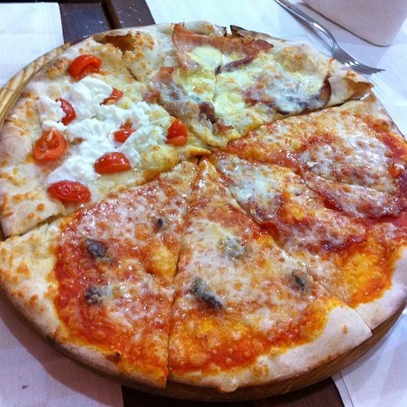 Pizza Mista @ 7 Scalini