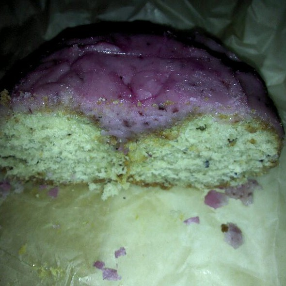 Blueberry @ People's Donuts