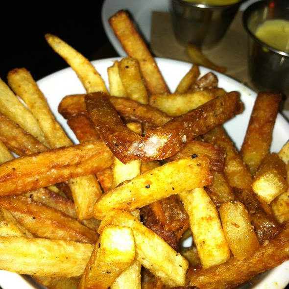 French Fries @ Heavy Seas AleHouse