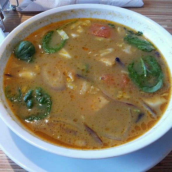 Thai Curry Noodle Soup @ Noodles And Co Herndon