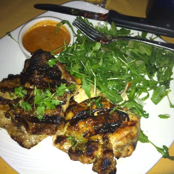 Chicken Al Matone @ Vesuvio