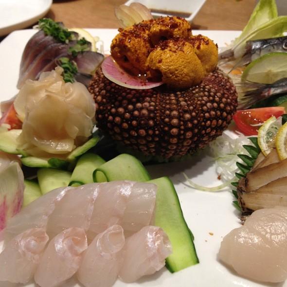 Live Uni Sashimi - Matsuhisa Vail, Vail, CO