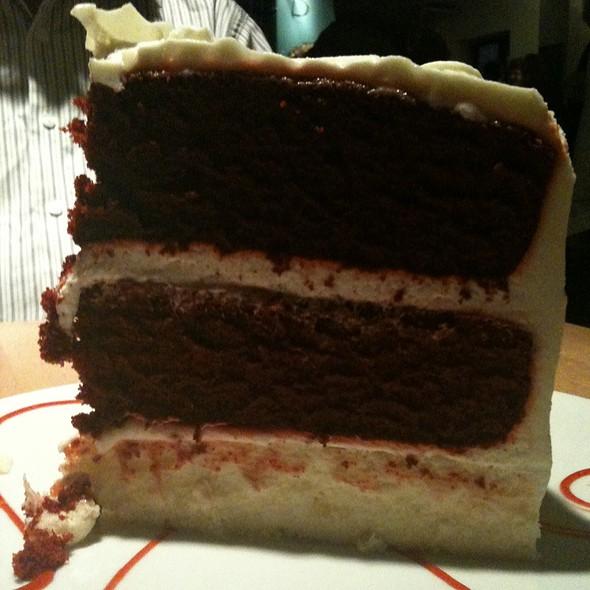 Red Velvet Cake - bb's restaurant and bar, Jacksonville, FL