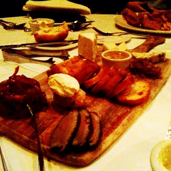 Charcuterie and Cheese Platters @ Juban's Restaurant & Catering