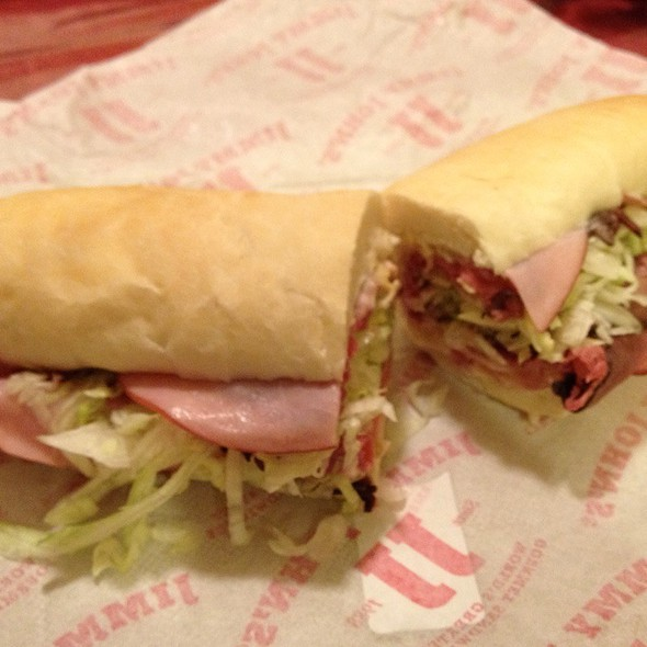 #8 Billy Club @ Jimmy John's Gourmet Sandwiches