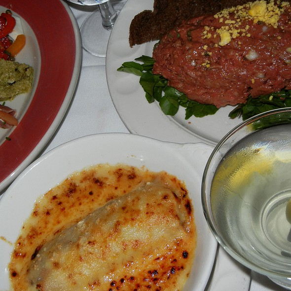 Veal Cannelloni - Sardi's, New York, NY