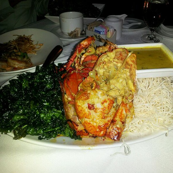 Shanghai Lobster @ China Grill