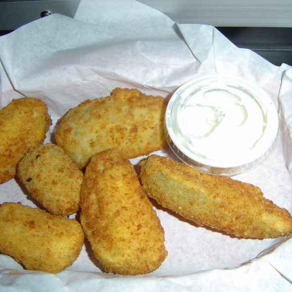 Jalapeno Poppers w/ Ranch Dressing