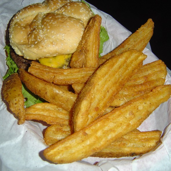 Alamo Burger & Steak Fries