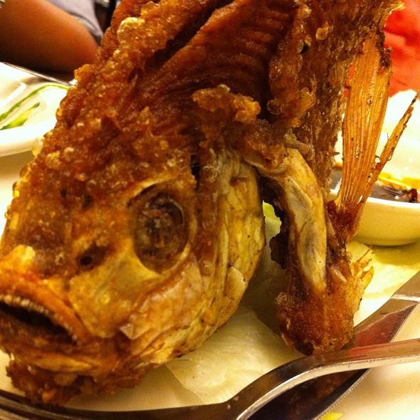 Nila Flying Fish @ Tambuah Mas Indonesian Restaurant (Paragon)