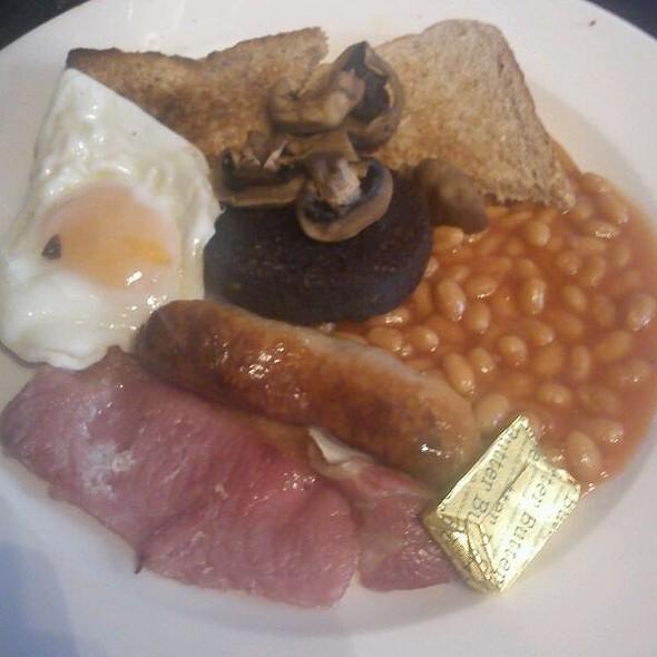 All Day Breakfast @ Morningside Glory