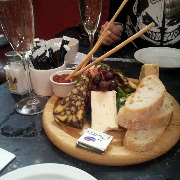 Cheese Platter @ The Bodega