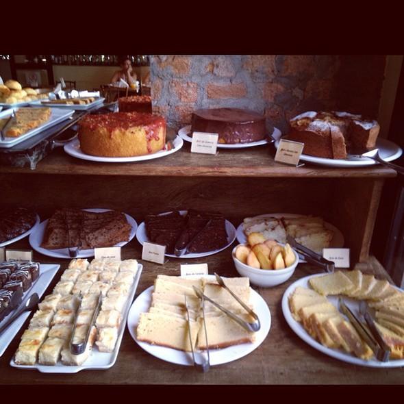 Buffet De Café Da Manhã @ Blés D'or