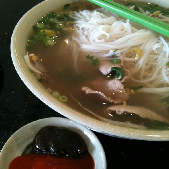 Pho Tai @ Pho Ha