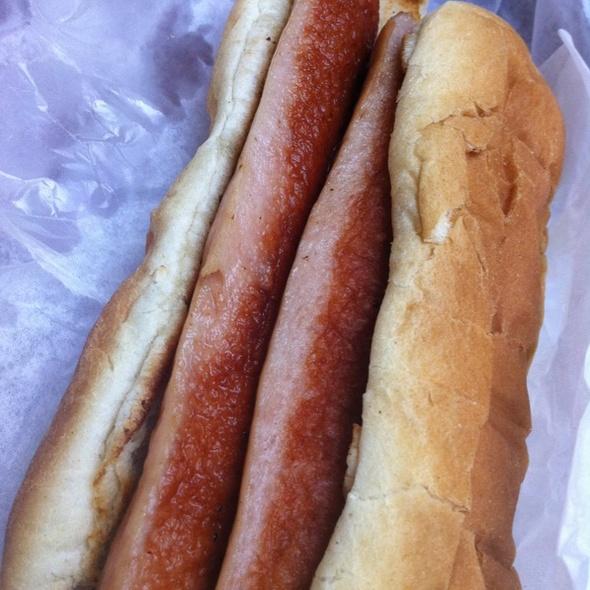 Double Hot Dog