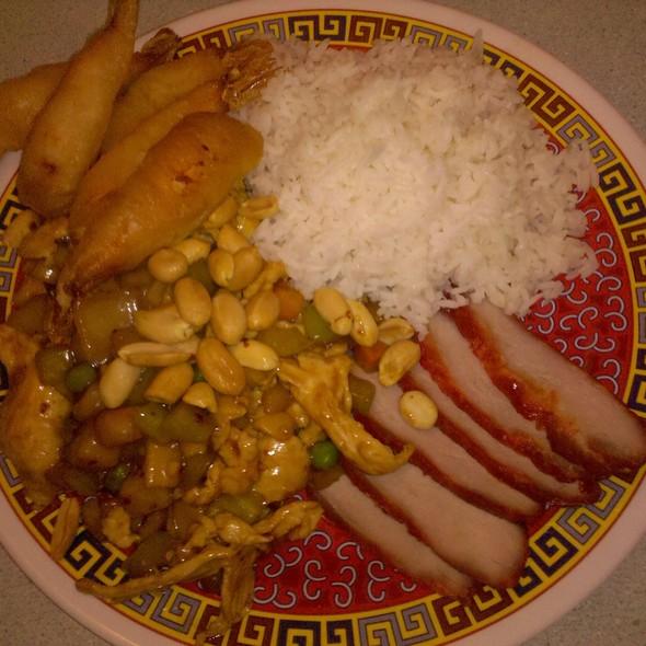 Kung Pao Chicken @ Peking Garden