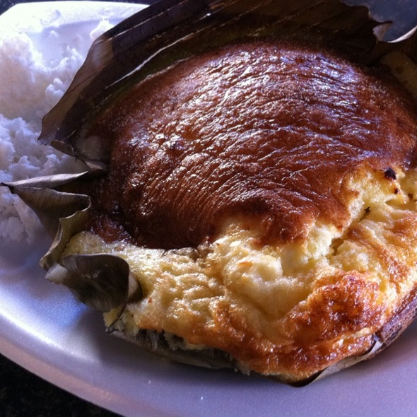 Bibingka @ Manila Sunset