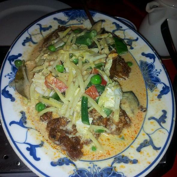 Crispy Fish @ Restaurant Buddha Haus