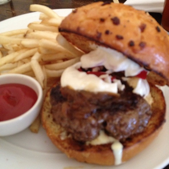 Bpi Burger And Fries @ Bedford Post Inn