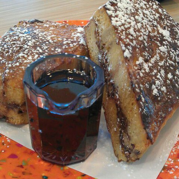 French Toast @ Layers Bakery Cafe