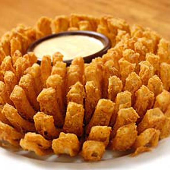 Bloomin Onion  @ Outback Steakhouse