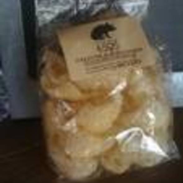 Chicharrons @ 4505 Meats (Ferry Building Thursday & Saturday Market)