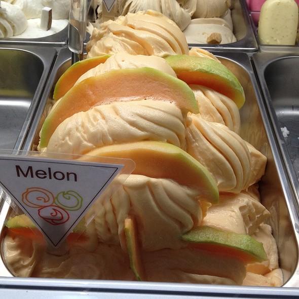 Melon Gelato @ Valentino