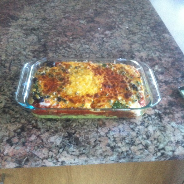 9 Layer Dip @ Rock Ridge
